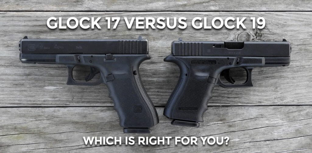Difference Between Glock 17 And 19